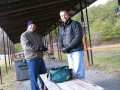 MEN'S MINISTRY AT SHOOTING RANGE